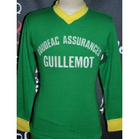 Maillot ancien Football LOUDENAC ASSURANCES GUILLEMOT vintage