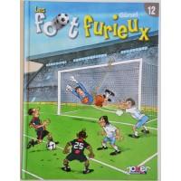 Livre BD LES FOOT FURIEUX Joker édition 2009 GURSEL 48pages