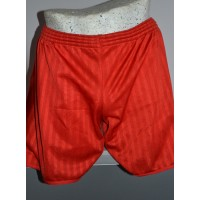 Short ancien rouge brillant Occasion taille L