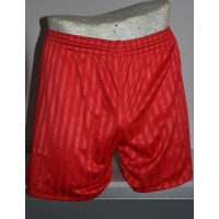 Short DECATHLON rouge brillant taille L Adulte