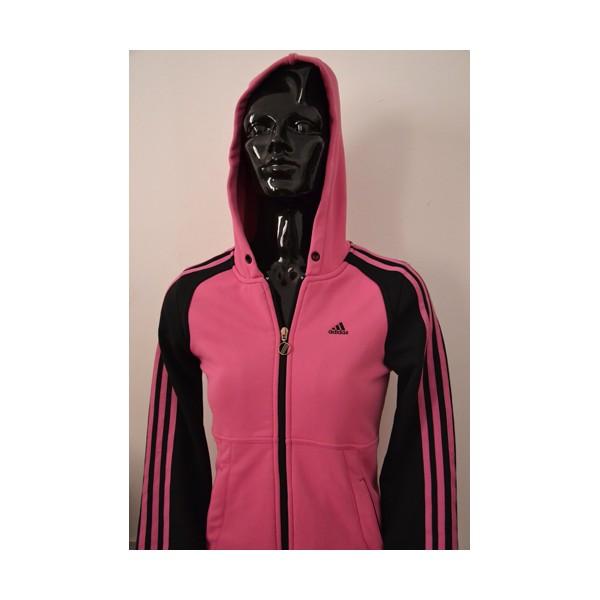 Veste Adidas rose taille S