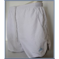 Short ADIDAS enfant taille 16ans blanc