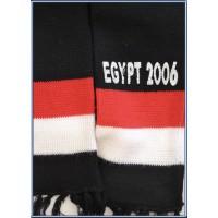 Echarpe EGYPT 2006coupe d&#39Afrique des nations