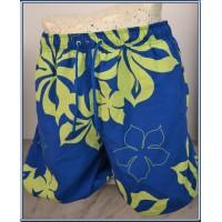 Short à fleur plage OWK Original Wear K taille L
