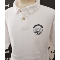 Polo Blanc ANIMATION IGESA taille XL