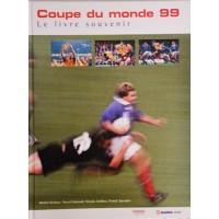 Livre Coupe du Monde 99 Souvenir dehors/gateaud/guillon/spengler