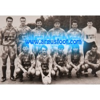 Photo authentique ancienne AJB Equipe DH Football CORSE