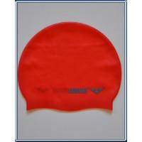 Bonnet de natation piscine ARENA taille adulte unique Rouge