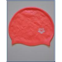 Bonnet de natation piscine ARENA taille adulte unique ROSE