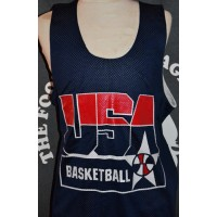 Maillot BAKET BALL USA Taille XL CHAMPION