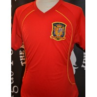 Maillot ESPAGNE Fernando TORRES N°9 taille S