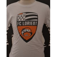 Tee shirt FC LORIENT taille XS 100%coton