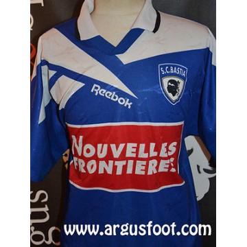N°9 Bastia Argus Scb Maillot Anto Porté Reebok Xxl Drobnjak Taille 4BRcAwq