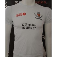 Tee shirt FC LORIENT L&#39ARMATA taille S