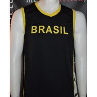 Debardeur noir BRASIL taille XL brésil