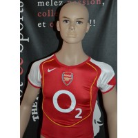 Maillot Enfant ARSENAL Nike taille 2/3ans O2  (ME412)