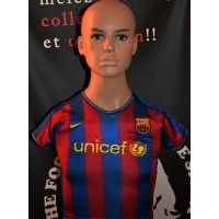 Maillot Enfant FCB BARCELONE Nike taille 18/24 mois (ME422)