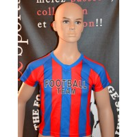 Maillot Enfant FOOTBALL TEAM BARCELONE taille 8ans (ME427)
