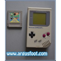 CONSOLE NINTENDO GAME BOY TM 1989 + Jeu WORLD CUP