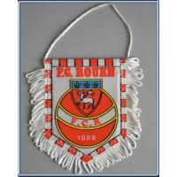Fanion ancien F.C.ROUEN 1899 petit modèle