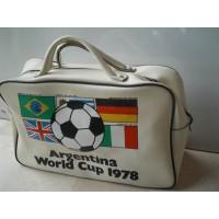 Sac de Sport ancien Coupe de Monde 78 ARGENTINA
