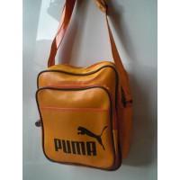 Sac School orange vintage PUMA année 80