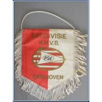 Fanion PSV EINDHOVEN EREDIVISIE K.N.V.B petit modèle