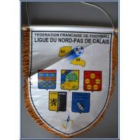 Fanion FFF LIGUE DU NORD PAS DE CALAIS Grand format