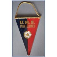 Fanion Football amateur U.M.S MONTELIMAR