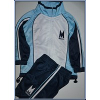 Ensemble Enfant veste+jogging MARSEILLE FOR EVER taille 30mois