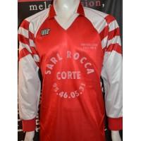 Maillot FOOTBALL CLUB CASTIRLA CORTE porté N°13 CORSE
