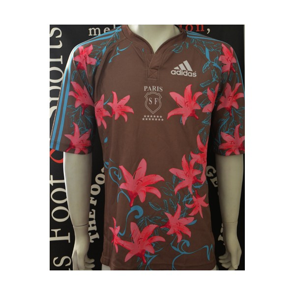 f33873450094f Maillot Rugby PARIS STADE DE FRANCE Taille XL ADIDAS - ARGUS FOOT ...