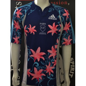 exclusive deals how to buy autumn shoes Maillot Rugby PARIS STADE DE FRANCE Taille XL ADIDAS