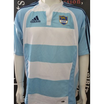 56c69095661d Maillot RUGBY UAR ARGENTINE adidas Taille XL - ARGUS FOOT   SPORTS