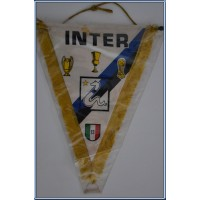 Fanion ancien INTER MILAN 13 GRAND FORMAT