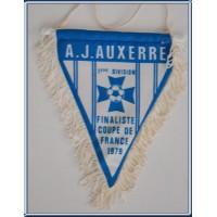 Fanion ancien AJA AUXERRE Petit Format Champion 79/80