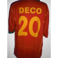 Maillot PORTUGAL DECO N°20 taille XL