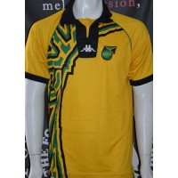 Maillot ancien Football JAMAICA Federation Taille XL KAPPA