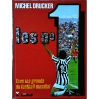Livre ancien LES N°1 Tous les Grands du Football mondial 1987
