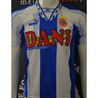 Maillot ancien RC DEPORTIVO ESPANOL taille S PUMA