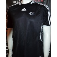 Maillot ADIDAS FFF LABEL QUALITE 2008-2009 taille L