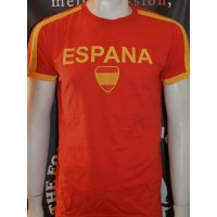 Tee shirt ESPANA N°10 taille L Nations of Football 2012