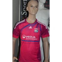 Maillot Enfant OL LYON taille 12ans Adidas VEOLIA (ME452)