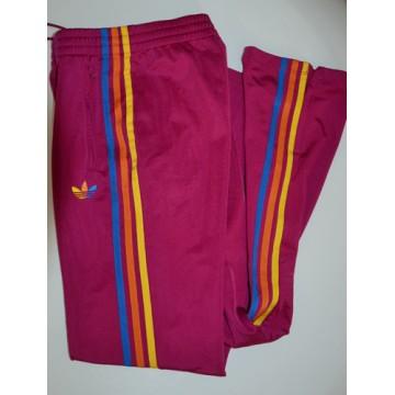 Pantalon Jogging ADIDAS Femme taille 36 Rose fuchsia
