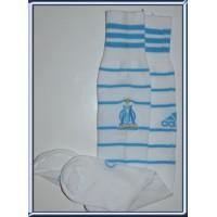 Paire de Chaussettes Enfant OM MARSEILLE Adidas pointure 27-31