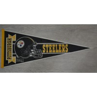 Fanion géant PITTBURGH STEELERTS tm Team NFL Football americain