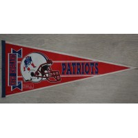Fanion géant New England PATRIOTS tm Team NFL Football americain