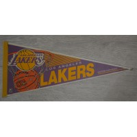 Fanion géant LOS ANGELES LAKERS tm Western Conference NBA