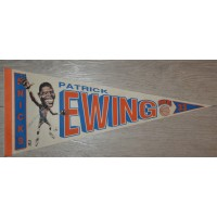 Fanion géant KNICKS NBA Patrick EWING 33 Basket ball