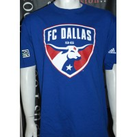 Tee-shirt FC DALLAS 96 MLS Adidas taille L